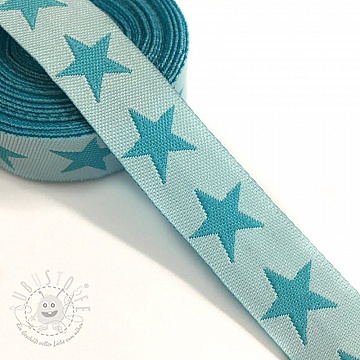 Band Stars light mint/mint