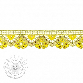 Band Diamond yellow
