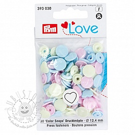 Colorsnaps PRYM Love Hearts 1