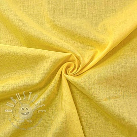 Cotton voile lemon