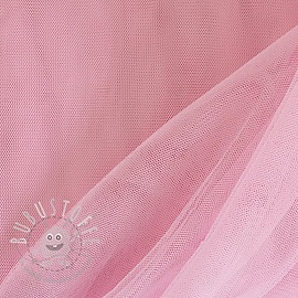 Feintüll light pink 160 cm