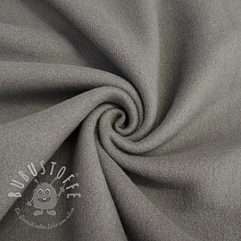 Fleece baumwoll grey