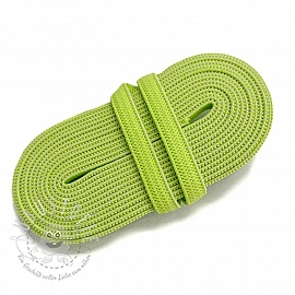 Gummiband 6 mm light lime 2 m Karte