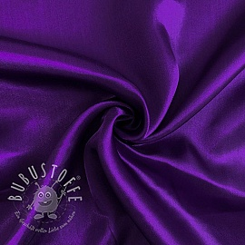 Satin dark purple