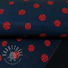 Softshell Lady Bug navy