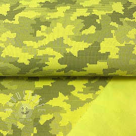 Softshell Reflex NEON yellow