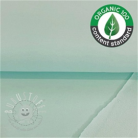 Sommersweat BIO light mint