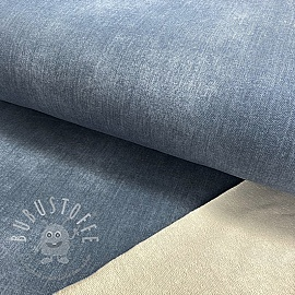 Sommersweat JEANS old blue