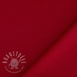 Sommersweat TENCEL modal dark red