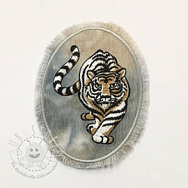 Sticker BASIC Tiger PATCH