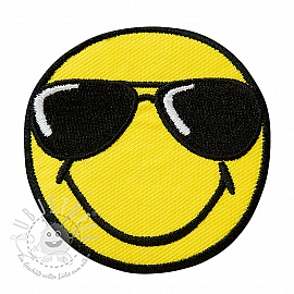 Sticker MIDI Smiley Sunglasses