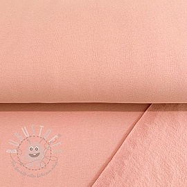 Sweat kuschel soft GOTS soft pink