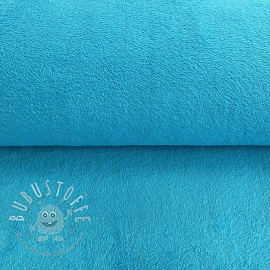 Wellsoft fleece türkisblau