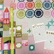 CANVAS Cotton and Steel PLAYFUL Playroom pink