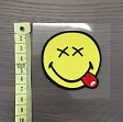 Sticker MIDI Smiley XX